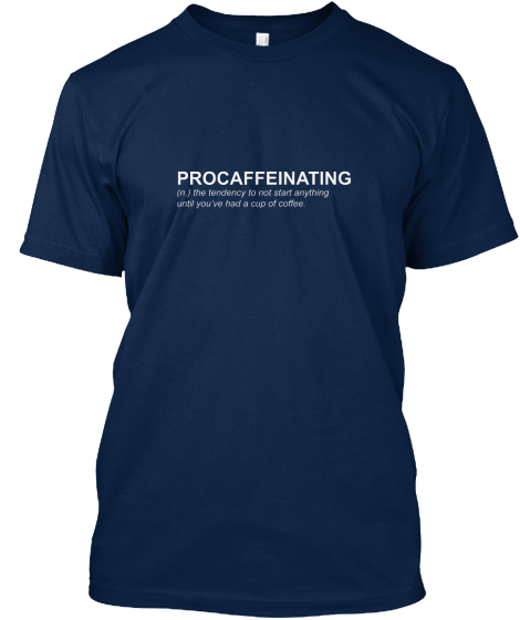I Need A Cup Of Coffee - T-Shirt