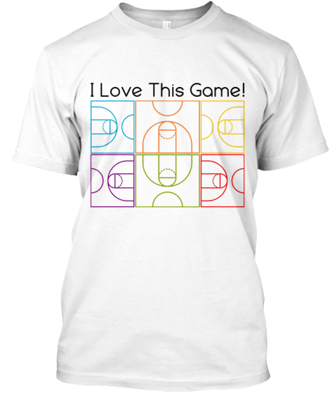 I Love This Game ! - T-Shirt