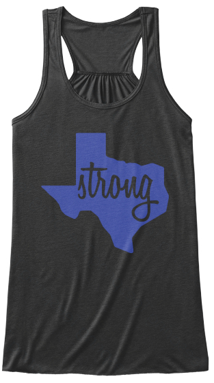Texas Woman - Dallas Strong