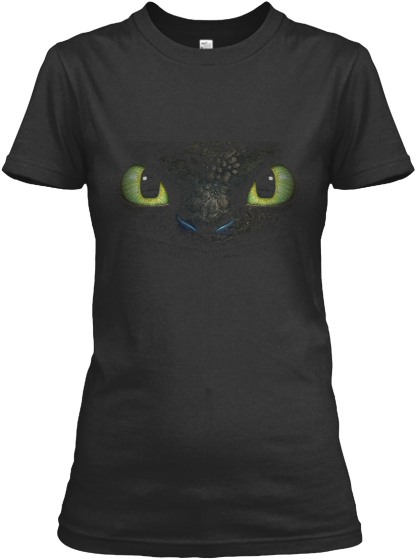 Toothless - How To Train Your Dragon - T-Shirt