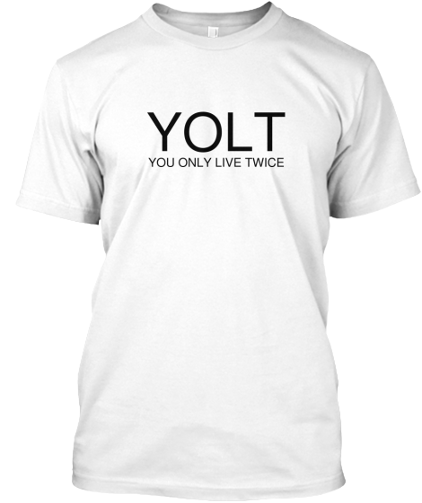 You Only Live Twice - T-Shirt
