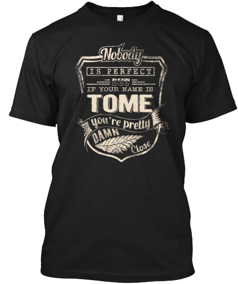 Tome - T-Shirt