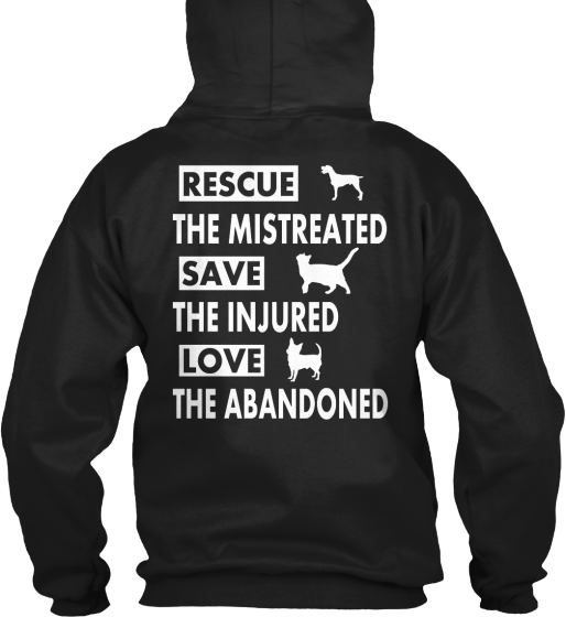 Rescue Save Love! - T-Shirt