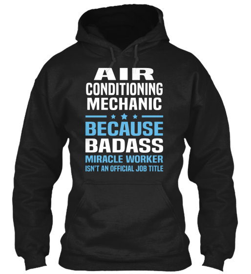 Air Conditioning Mechanic - T-Shirt