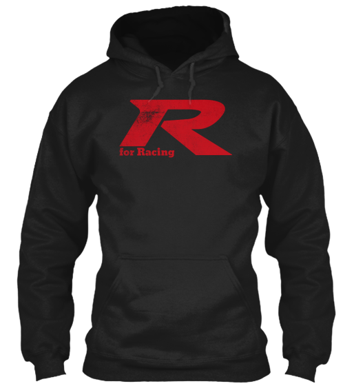 R For Racing Type T-Shirt - T-Shirt