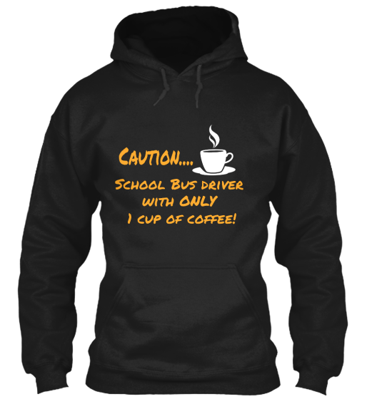 One Cup Of Coffee - T-Shirt