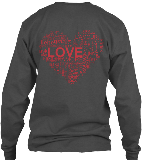 All You Need Is Love - T-Shirt