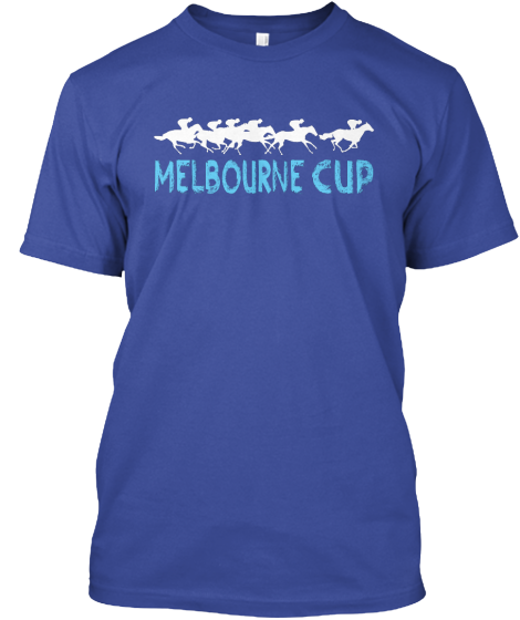 Melbourne Cup Day T-Shirt - T-Shirt