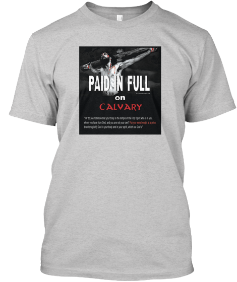 Paid In Full - T-Shirt