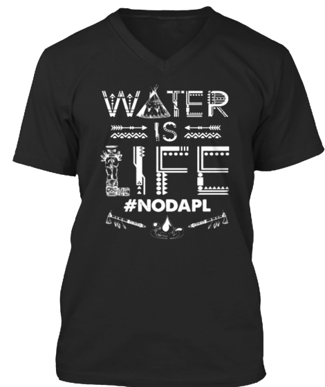 Water Is Life - T-Shirt
