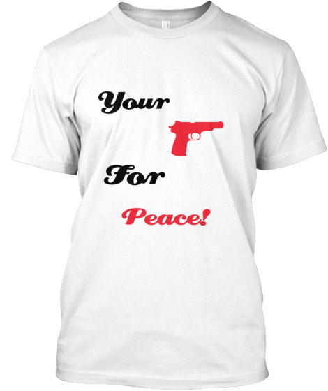 Your For Peace!