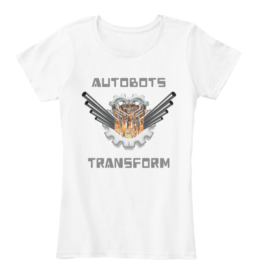 Autobots Transform - T-Shirt
