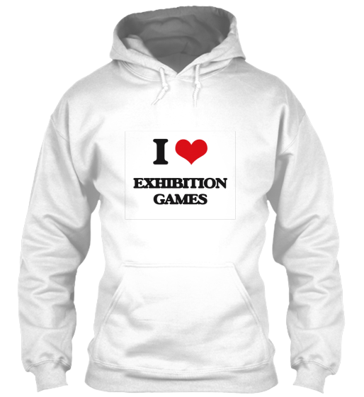 I Love Exhibition Games - T-Shirt