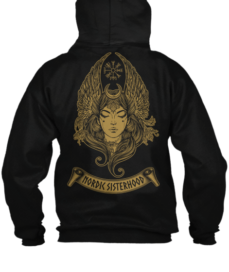 Official Nordic Sisterhood Full Zip Up