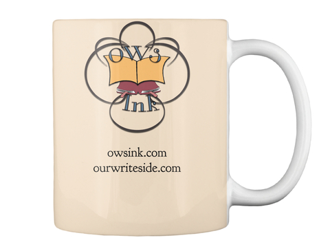 Owsink.Com Ourwriteside.Com  Creme Mug Back
