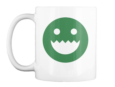Polycount Mug White Mug Front