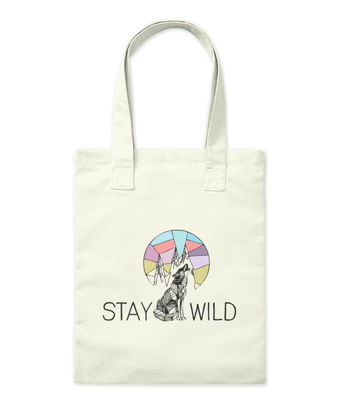 Stay Wild T-Shirt Front