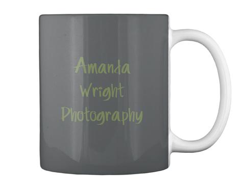 Amanda Wright Photography Dk Grey Mug Back