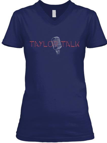 Taylor Talk V-Neck