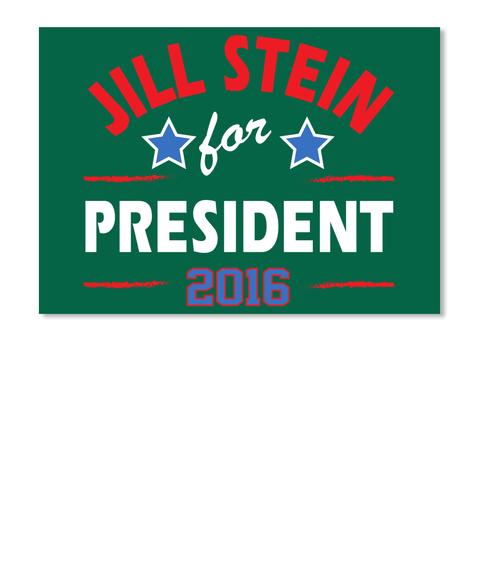 Bumper Stickers For Jill Stein