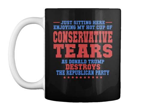 of conservative tears enjoy products from the resistance teespring