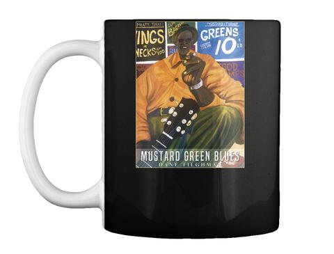 Ings Necks 4 100 Mustard Turnip Greens 10 1 Lb Mustard Green Blues Dane Tilghma Black Camiseta Front