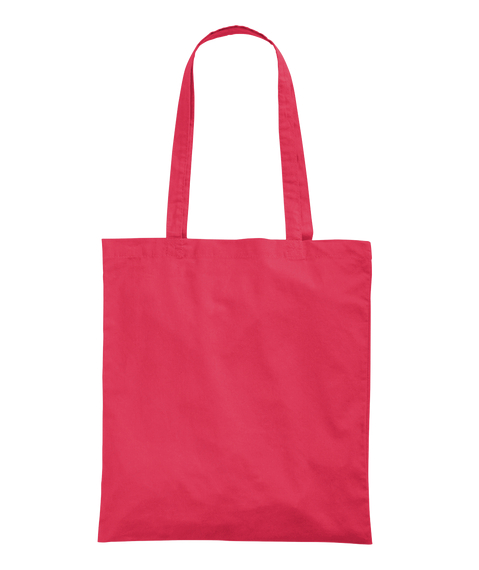 Guiding Tote Bag Canberry T-Shirt Back