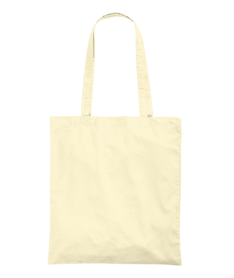 Alternative Cats Natural Tote Bag Back