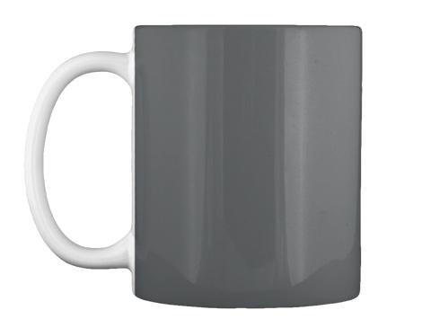 Craftsperson Dark Grey Mug Front
