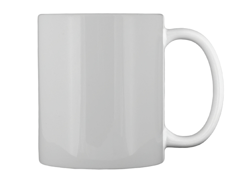 I Nterest Lt Grey Mug Back