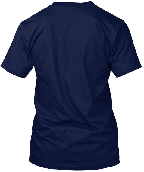 Team Moore Limited Edition T Shirts Navy T-Shirt Back