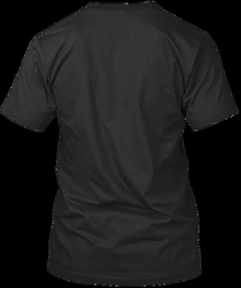 It Takes Knobby Balls To Ride Moto Cross Black T-Shirt Back