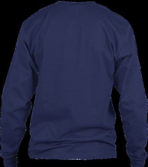 Limited Edition   I'm A Gutierrez Navy T-Shirt Back