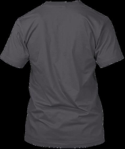 Wink Martindale's Dream Factory Dragon! Asphalt T-Shirt Back
