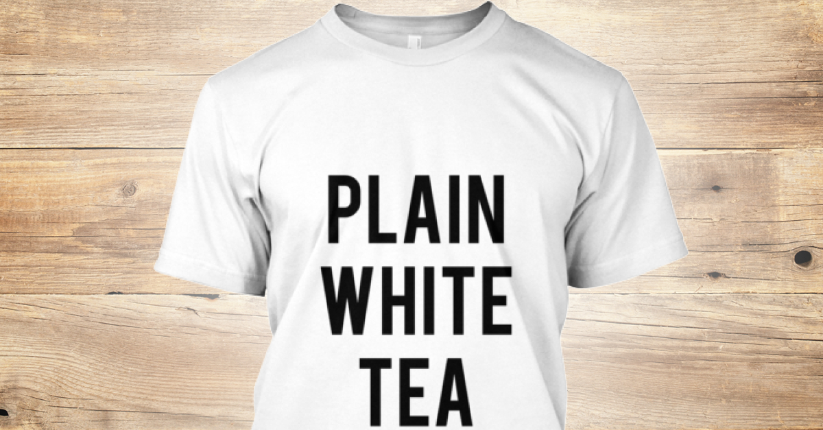 Plain White T Shirt Womens