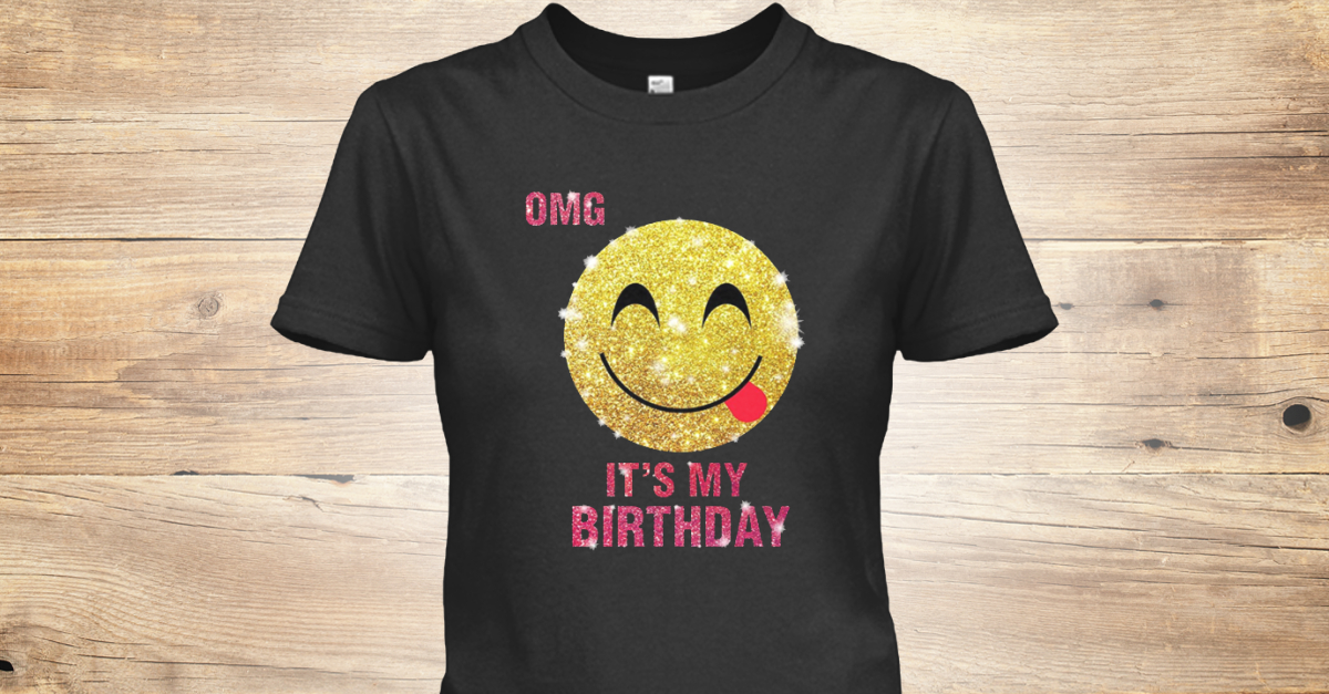 Emoji Birthday For Girls And Kids Products From Farktop Girl Power T Shirt