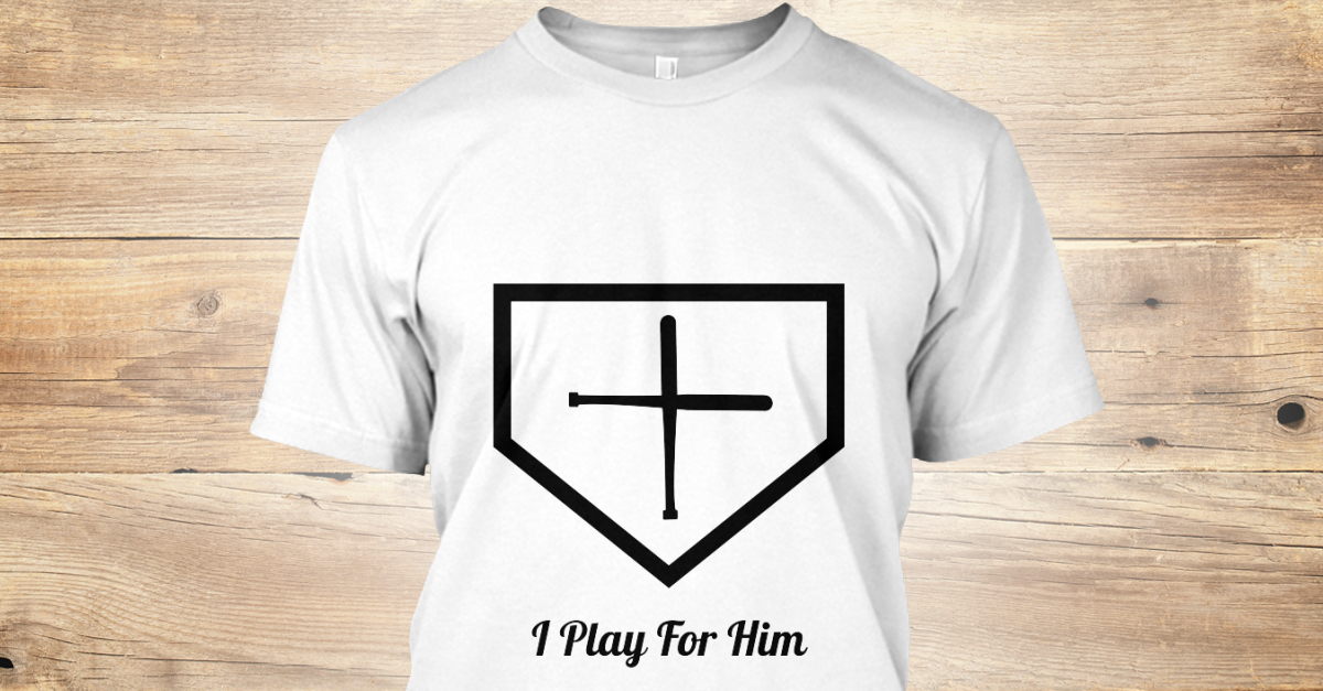 i play for him shirt