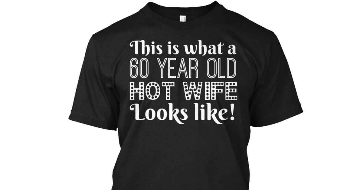 60 year old hotwife