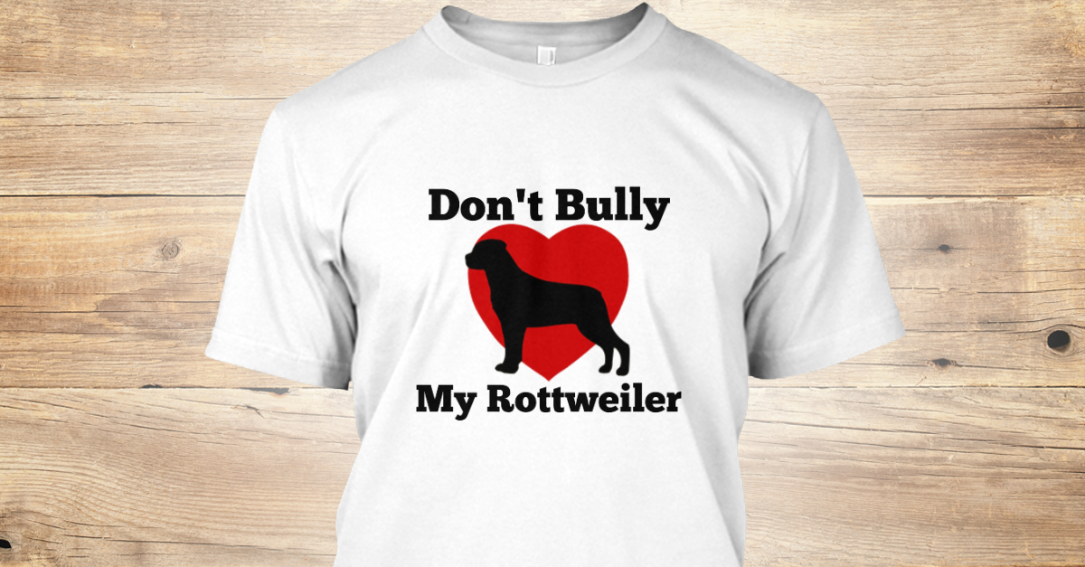 don t bully my breed Don't look to the media, and be careful believing what you read on websites that often simply parrot each other (instead of having been authored by people actually involved with the breed(s) they are speaking on or having done real research.