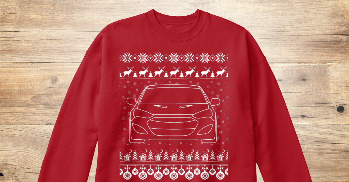 Genesis Coupe (Bk2) Christmas Edition Products from Official Store ...