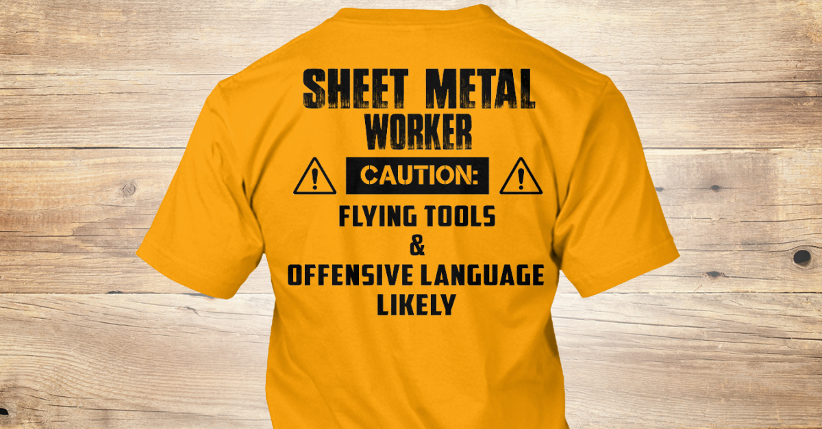 Sheet Metal Worker And Wife T Shirts Products Teespring
