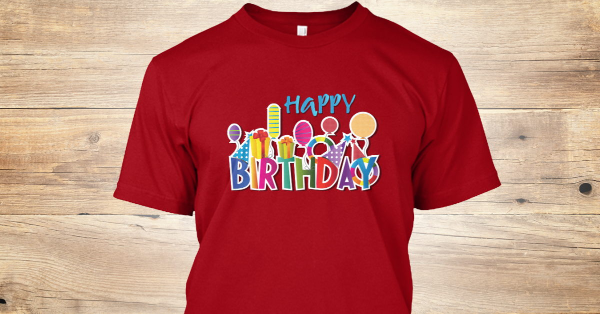 Birthday Shirts For Adults