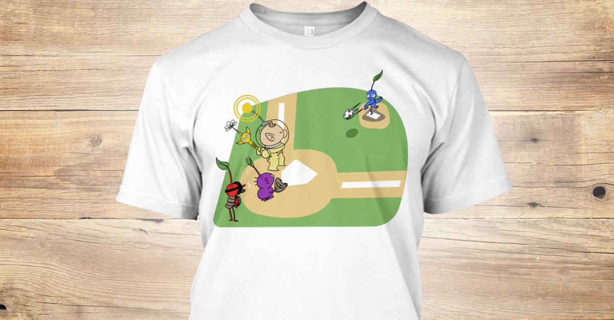 Pikmin Baseball Prod