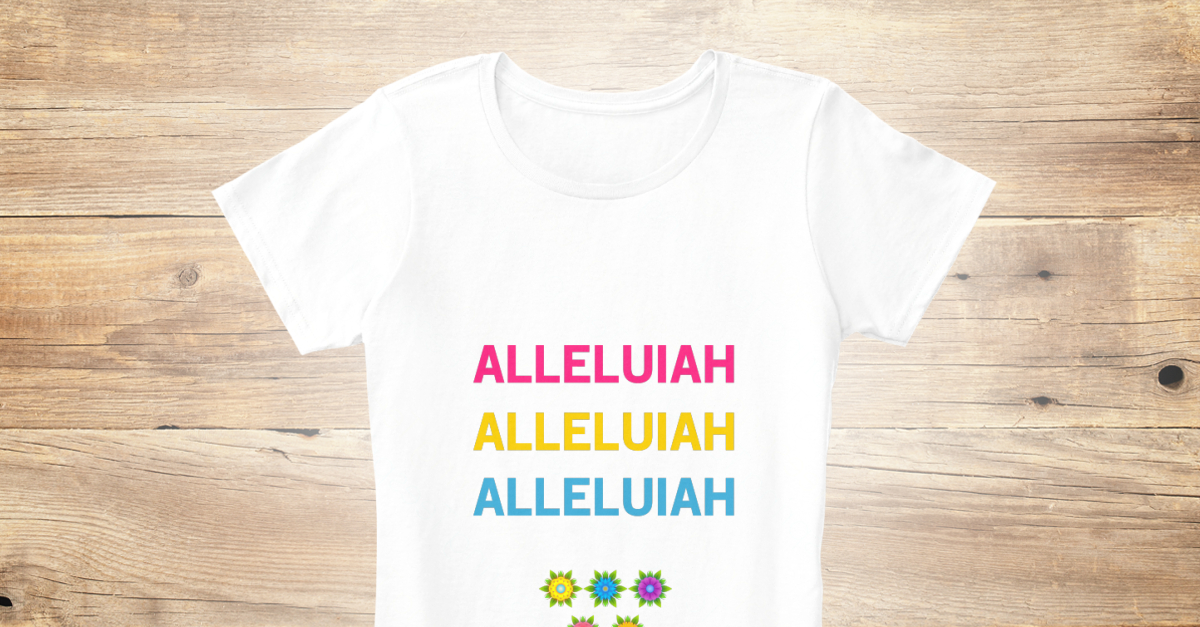 fa57950c4 Bls Alleluiah - ALLELUIAH ALLELUIAH ALLELUIAH BLS Products from BLS -  Femmes | On the Road Media