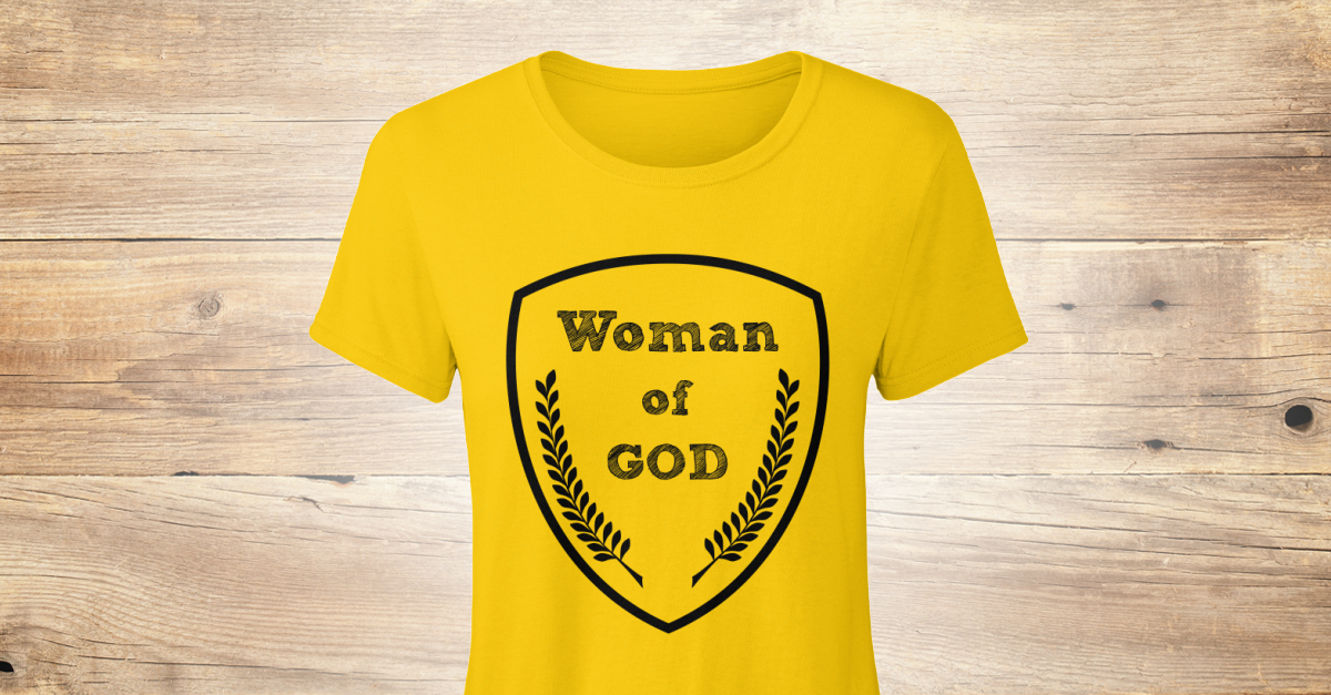 efa770ab8 Bls Woman Of God - women of god Products from BLS - Femmes | Teespring