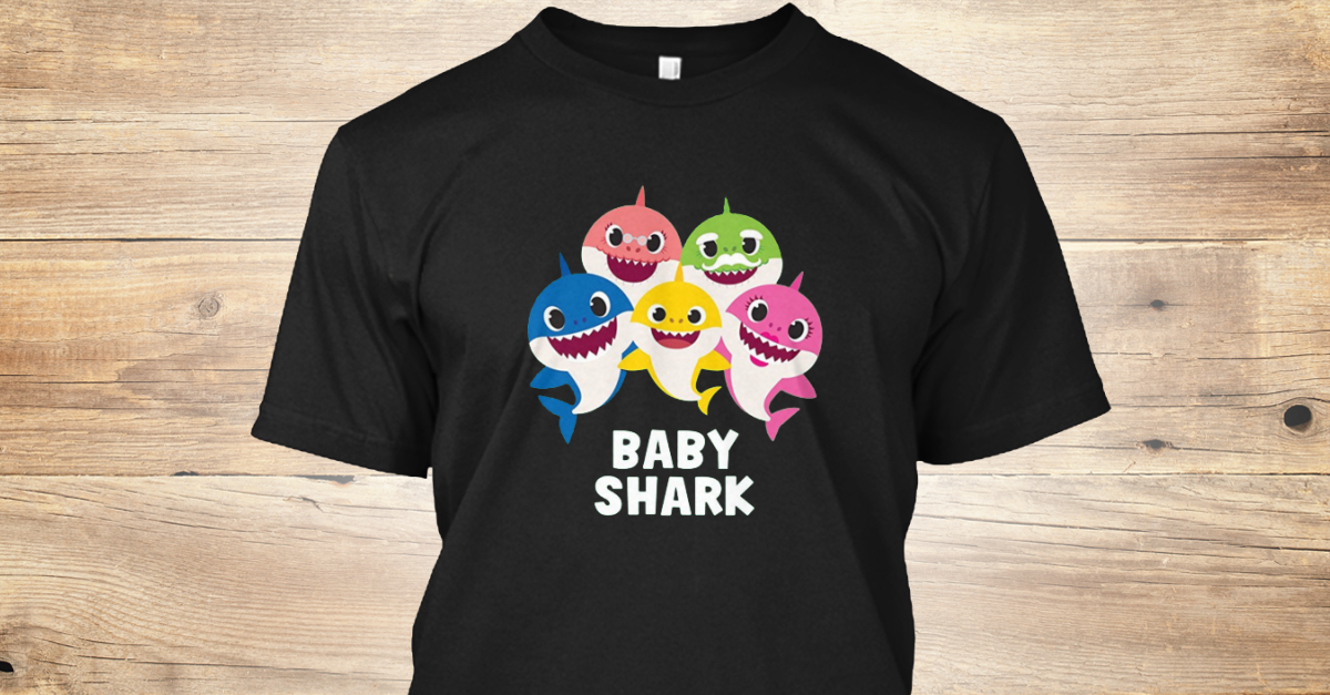 bdc25b0f Pinkfong Baby Shark Family Products from Baby Shark Shirt | Teespring