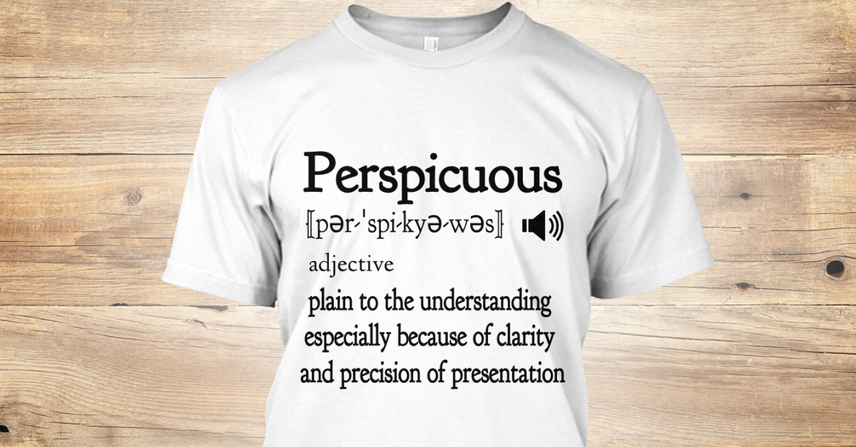 Perspicuous - Perspi