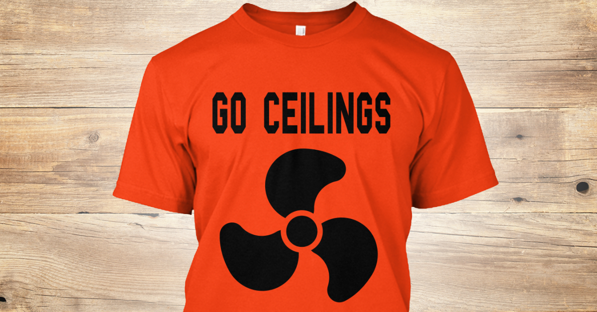Ceiling Fan Halloween Costume Go Ceilings T Shirt From