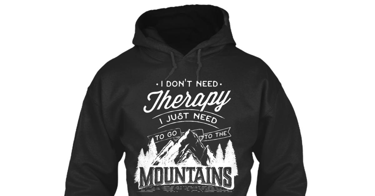 the mountain sweatshirts