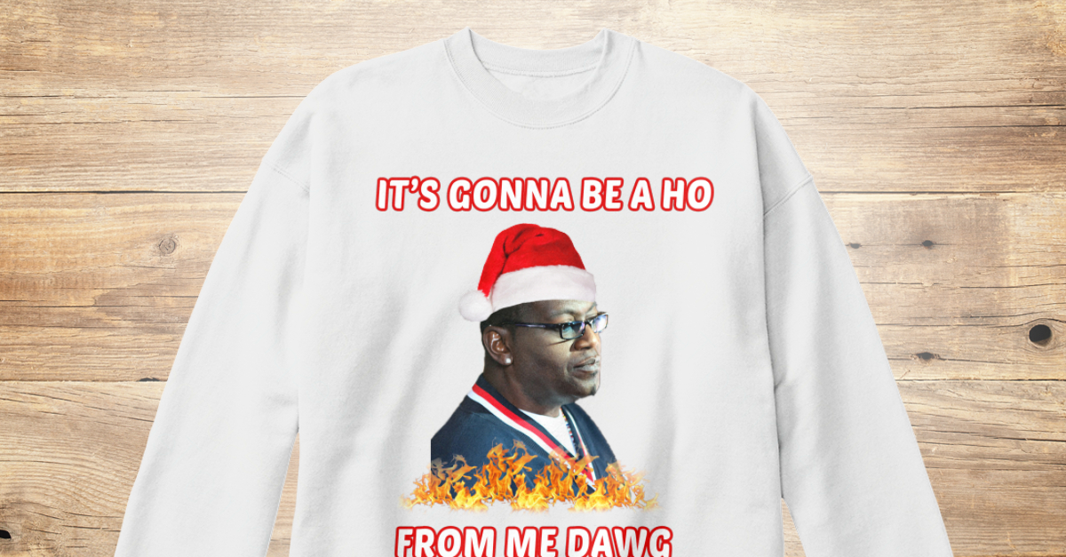 randy christmas sweater
